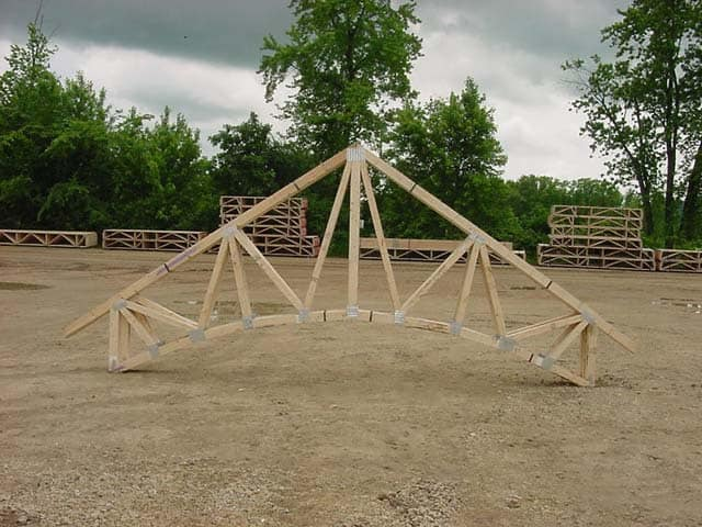 Wood roof trusses roof trusses design building trusses for Custom roof trusses